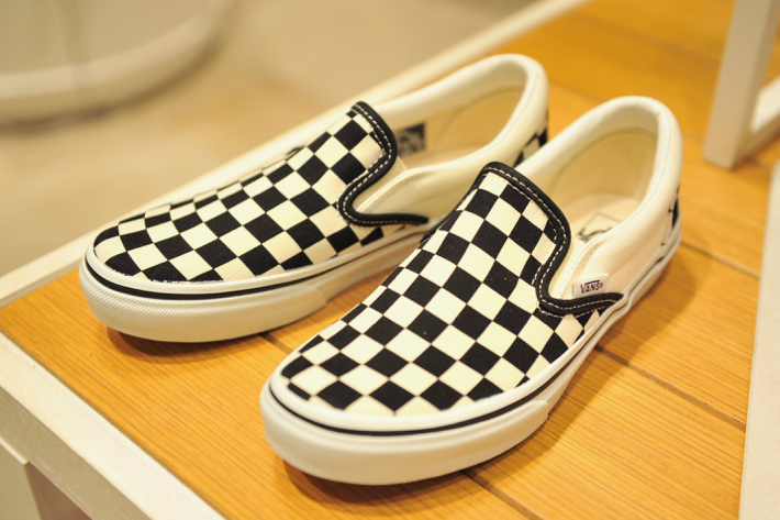 ACE SHOES  VANS